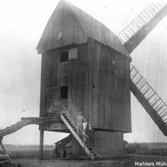 die drei Spergauer Mühlen
